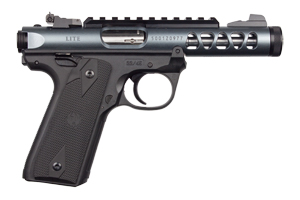 Ruger Pistol: Semi-Auto Mark IV 22/45 - Click to see Larger Image
