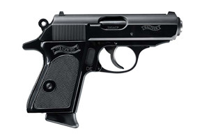 Walther Arms Inc Pistol: Semi-Auto PPK/S - Click to see Larger Image