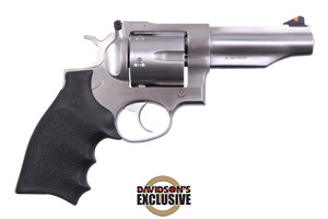 Ruger Revolver: Double Action Redhawk Model Davidsons Exclusive - Click to see Larger Image