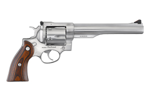 Ruger Revolver: Double Action Redhawk - Click to see Larger Image