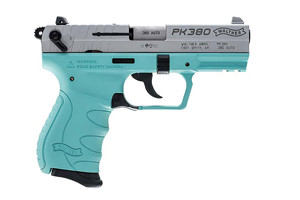 Walther Arms Inc Pistol: Semi-Auto PK380 - Click to see Larger Image
