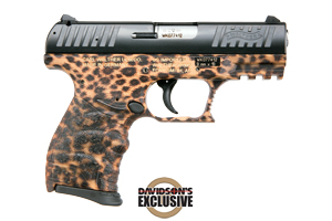 Walther Arms Inc Pistol: Semi-Auto CCP Cheetah, Davidson's Exclusive - Click to see Larger Image