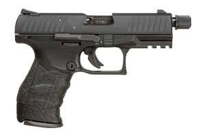 Walther Arms Inc Pistol: Semi-Auto PPQ M2 .22 Tactical - Click to see Larger Image