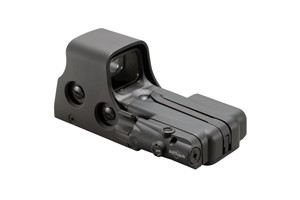 512.LBC 512 Holographic Sight With Laser Battery Cap