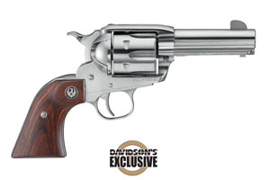 "Ruger Revolver: Single Action New Vaquero ""Montado"" Limited Model KNV-453 - Click to see Larger Image"
