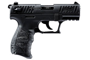 Walther Arms Inc Pistol: Semi-Auto P22 California - Click to see Larger Image