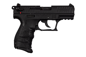 Walther Arms Inc Pistol: Semi-Auto P22Q Laser Set - Click to see Larger Image