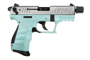 Walther Arms Inc Pistol: Semi-Auto P22Q - Click to see Larger Image