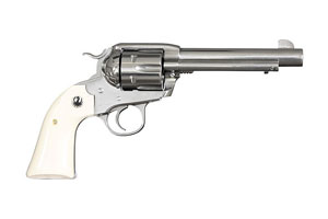 Ruger Revolver: Single Action Bisley Vaquero - Click to see Larger Image