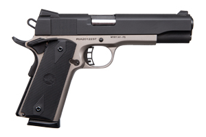 Armscor|Rock Island Armory Pistol: Semi-Auto M1911-A1 ROCK Standard FS 2-Tone - Click to see Larger Image