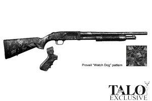 52135 Model 500 Watchdog 2 TALO Special Edition