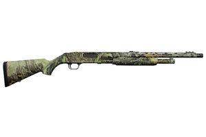 Mossberg Shotgun: Pump Action Model 500 Grand Slam Turkey Series - Click to see Larger Image