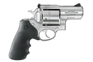Ruger Revolver: Double Action Super Redhawk Alaskan - Click to see Larger Image