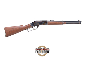 Winchester Repeating Arms Rifle: Lever Action 1873 Trapper Grade I Limited Series - Click to see Larger Image