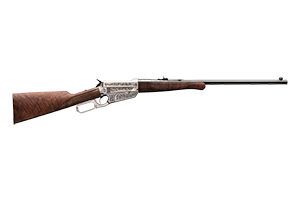 Winchester Repeating Arms Rifle: Lever Action Model 1895 125th Anniversary - Click to see Larger Image
