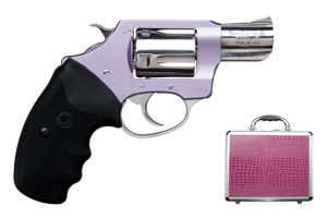 Charter Arms Revolver: Double Action Lavender Lady Undercover Lite - Click to see Larger Image