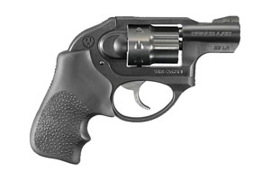 Ruger Revolver: Double Action Only LCR 22 (Lightweight Compact Revolver) - Click to see Larger Image