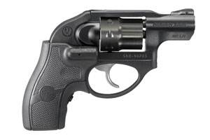 Ruger LCR-LG Double Action Only 22LR Matte Black
