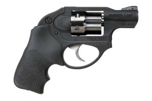 Ruger LCR 22 (Lightweight Compact Revolver) Double Action Only 22M ION Bond Diamond Black