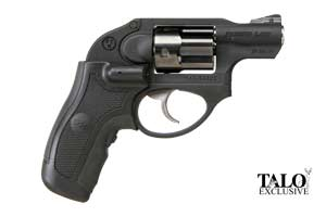 Ruger Revolver: Double Action Only LCR TALO Edition - Click to see Larger Image