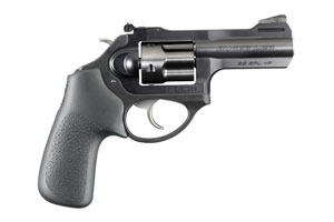5431-RUG LCRX (Lightweight Compact Revolver)