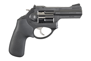 Ruger Revolver: Double Action LCRX (Lightweight Compact Revolver) - Click to see Larger Image