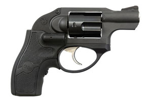 Ruger LCR-357LG (Lightweight Compact Revolver) Double Action Only 357 Blackened Stainless