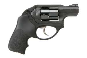 Ruger LCR (Lightweight Compact Revolver) Double Action Only 9MM Matte Black