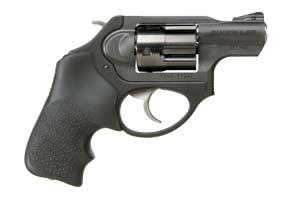 5460 LCRX (Lightweight Compact Revolver)