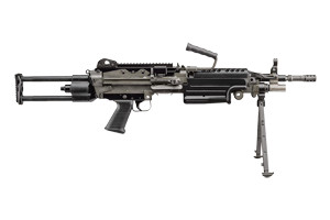 FN America Rifle: Semi-Auto M249S PARA - Click to see Larger Image