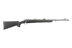 Ruger Rifle: Bolt Action Hawkeye Alaskan - Click to see Larger Image
