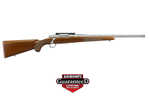 Ruger Rifle: Bolt Action Hawkeye Hunter - Click to see Larger Image