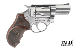Ruger Revolver: Double Action SP101 Match Champion TALO Edition - Click to see Larger Image