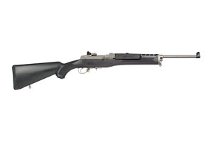 Ruger Rifle: Semi-Auto Mini-14 Ranch Rifle - Click to see Larger Image