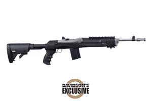 5860 Mini-14 Tactical With ATI Stock