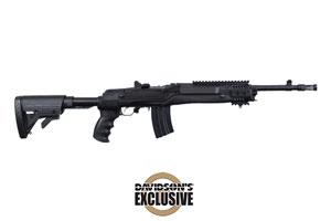 5861 Mini-30 Tactical W/ ATI Stock
