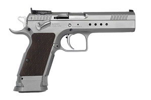 European American Armory Tanfoglio Witness Limited Single Action 40SW Chrome