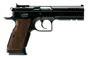 European American Armory Pistol: Semi-Auto Tanfoglio Witness Stock 3 - Click to see Larger Image