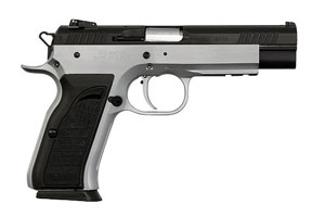 European American Armory Pistol: Semi-Auto Tanfoglio Witness Match - Click to see Larger Image