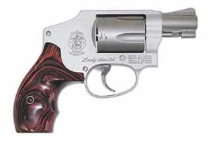 Smith & Wesson Model 642 - LadySmith Double Action Only 38SP Satin Stainless Finish