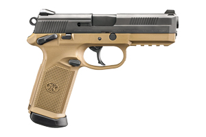 FN America Pistol: Semi-Auto FNX-45 - Click to see Larger Image