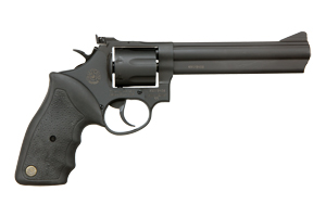 Taurus 66 Double Action 357 Blue
