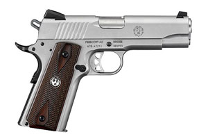 Ruger Pistol: Semi-Auto SR1911-CMD - Click to see Larger Image