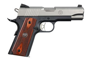 Ruger Pistol: Semi-Auto SR1911-CMD Lightweight - Click to see Larger Image