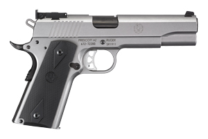 Ruger Pistol: Semi-Auto SR1911 Target - Click to see Larger Image