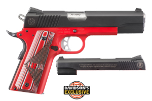 Ruger Pistol: Semi-Auto SR1911 NRA Special Edition - Click to see Larger Image