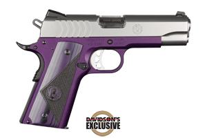 6747 SR1911-CMD Lightweight Purple