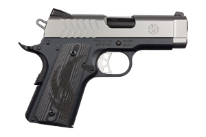 Ruger Pistol: Semi-Auto SR1911-Officer Style - Click to see Larger Image