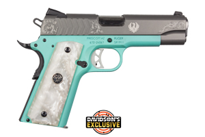 SR1911-CMD Lightweight Robin Egg DSC Exclusive 6773