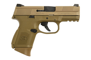 FN America Pistol: Semi-Auto FNS-9C NMS - Click to see Larger Image